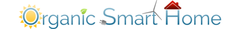 Organic Smart Home Website